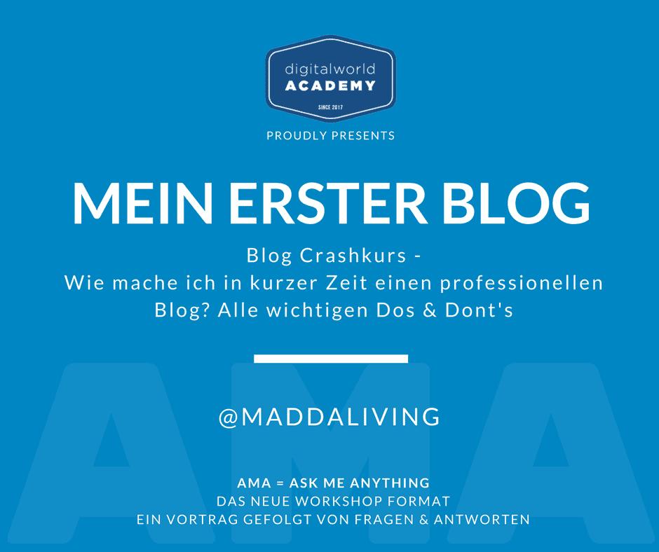 Traumberuf bloggerin