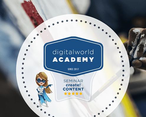 Create Content Seminar