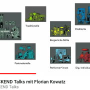 Ein spannender Talk beim Event - The Backend Talks